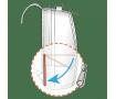 Smartbag 40E - Sac à dos sport- cloison zipée