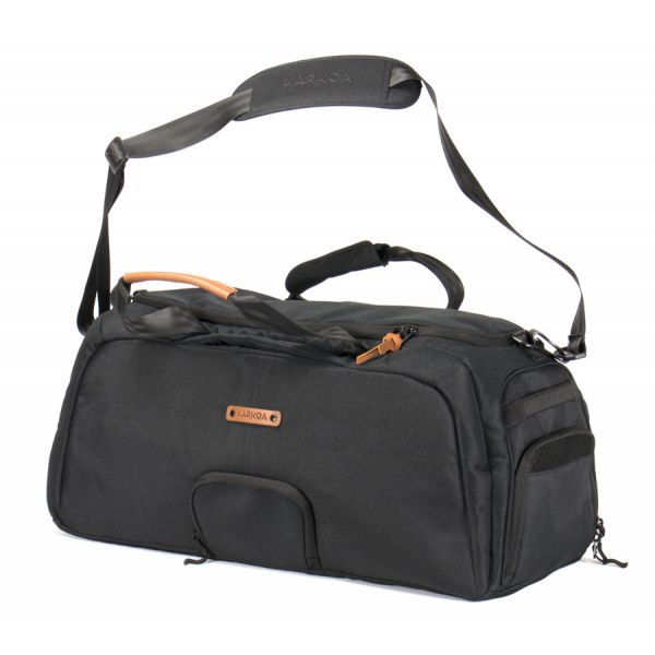 Tepee duffel bag Urban black