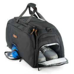 Tepee duffel bag