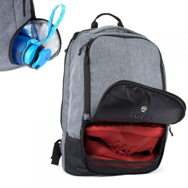 Smartbag 40E - Zaino sportivo Avtive Grey