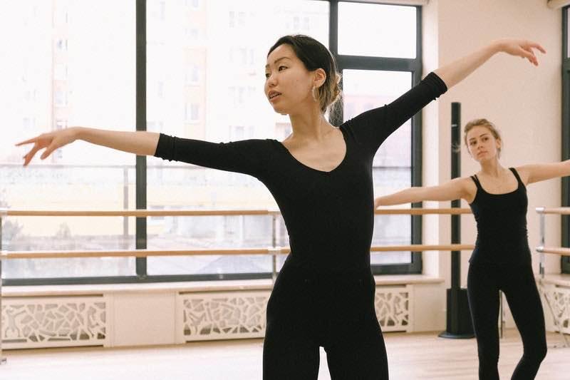 sac de danse classique fille