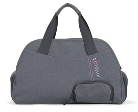 Sac de sport Plume 20 Rose Grey