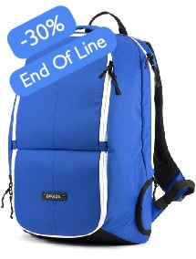 Sport zaino Smartbag 40 Blue motion