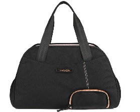 Sports bag for women Plume 20 C-black