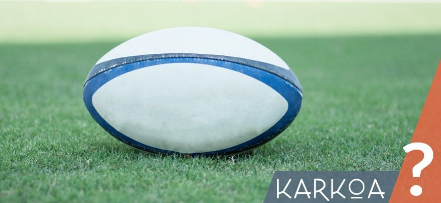 WHY IS A RUGBY BALL OVAL?